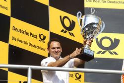 Podium: Hans-Jürgen Abt, Teamchef Abt-Audi