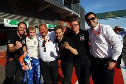 Aku Pellinen, West Coast Racing, Honda Civic TCR with the team