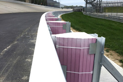 SAFER barrier additions