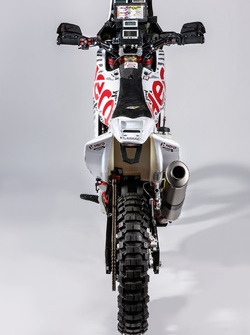 Speedbrain 450, Hero MotoSports Team Rally