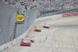 Ty Dillon, Richard Childress Racing Chevrolet wins heat race