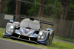 #6 360 Racing Ligier JSP3 - Nissan: Terrence Woodward, Ross Kaiser, James Swift runs out