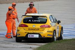 Andrea Larini Zengo Motorsport