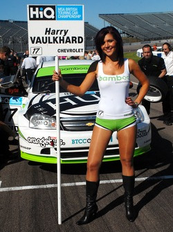 Harry Vaulkhard's Grid Girl