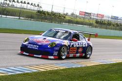 #63 TRG Porsche GT3: Peter Ludwig, Henri Richard, Rene Villeneuve