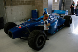 Early vocation and a spare Panoz DP01