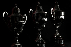 F2 Championship Trophies