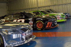 NASCAR Nationwide Series Car of Tomorrow is introduced