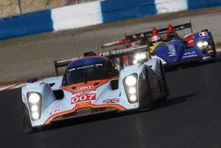 #007 Aston Martin Racing Lola Aston Martin: Stefan Mücke, Harold Primat