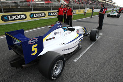 Alex Brundle on the grid