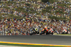Рэнди де Пюнье, LCR Honda MotoGP, и Андреа Довициозо, Repsol Honda Team