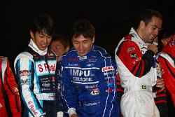 Tsugio Matsuda, Masataka Yanagida, Joao Paulo Lima De Oliveira