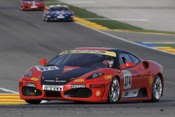 Ferrari Challenge: Alexis De Bernardi