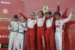 Ferrari Challenge: Challenge Champions