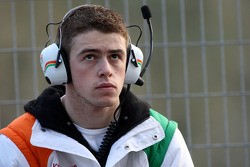 Paul di Resta, Tests pour Force India