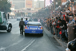 Top 12 victory lap parade: Jimmie Johnson, Hendrick Motorsports Chevrolet