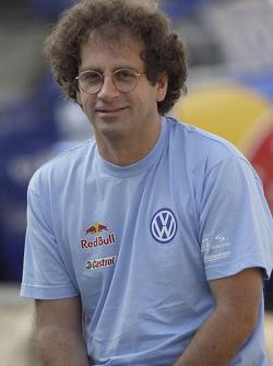 Volkswagen Motorsport: Dr. Ing. Donatus Wichelhaus