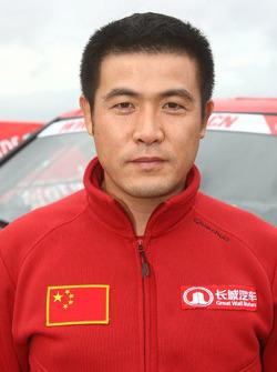 driver Yong Zhou