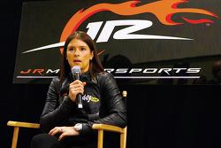 JR Motorsports press conference