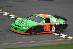 Danica Patrick drives the No. 88 JRM Motorsports Chevrolet