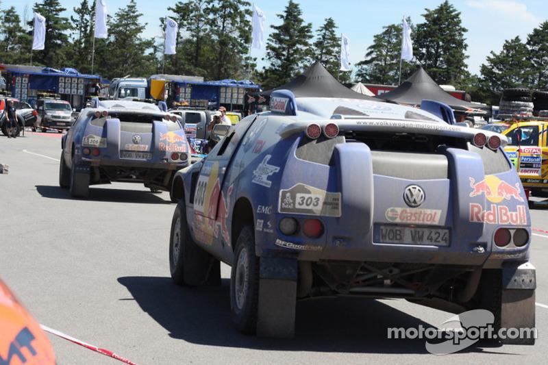 #303 Volkswagen: Carlos Sainz & Lucas Cruz Senra