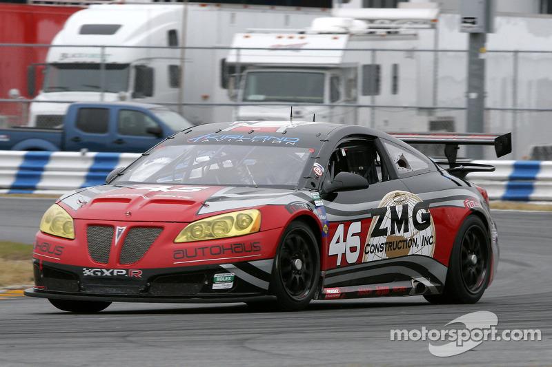 #46 Autohaus Motorsports Pontiac GXP.R: Romain Ianetta, Shane Lewis, Richard Zahn