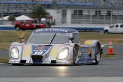 #10 SunTrust Racing Ford Dallara: Max Angelelli, Pedro Lamy, Ricky Taylor, Wayne Taylor