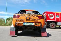 #309 Mitsubishi of Miroslav Zapletal and Tomas Ourednicek