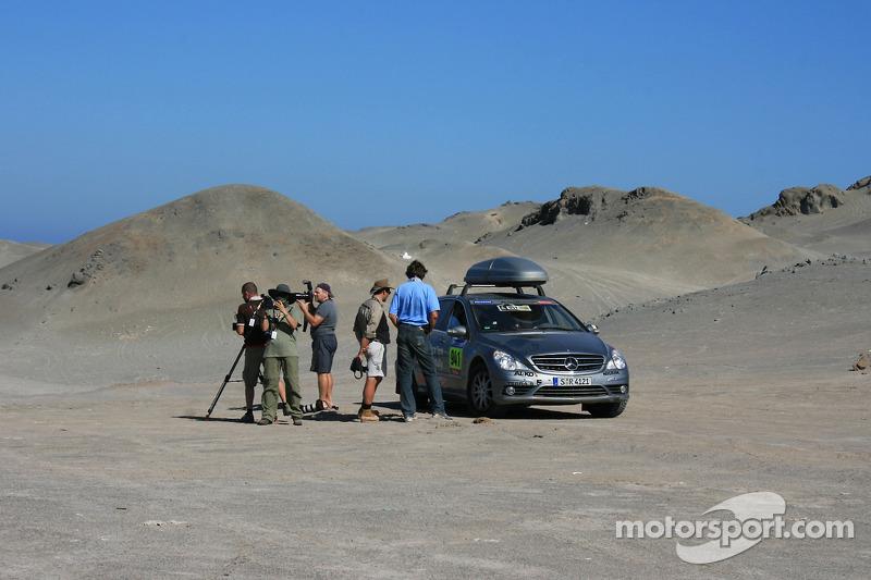 Quelques cameramans et photographes au travail