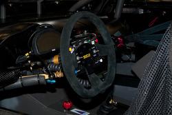 Intérieur d'une voiture