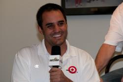 Conférence de presse de Chip Ganassi: Juan Pablo Montoya