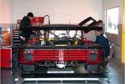 #99 GAINSCO/ Bob Stallings Racing Chevrolet Riley
