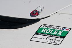 Autocollant des Rolex Series