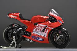 De nieuwe Ducati Desmosedici GP10