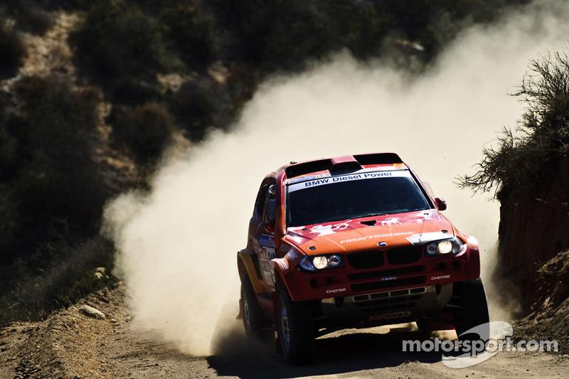 #310 BMW: Leonid Novitskiy et Andreas Schulz
