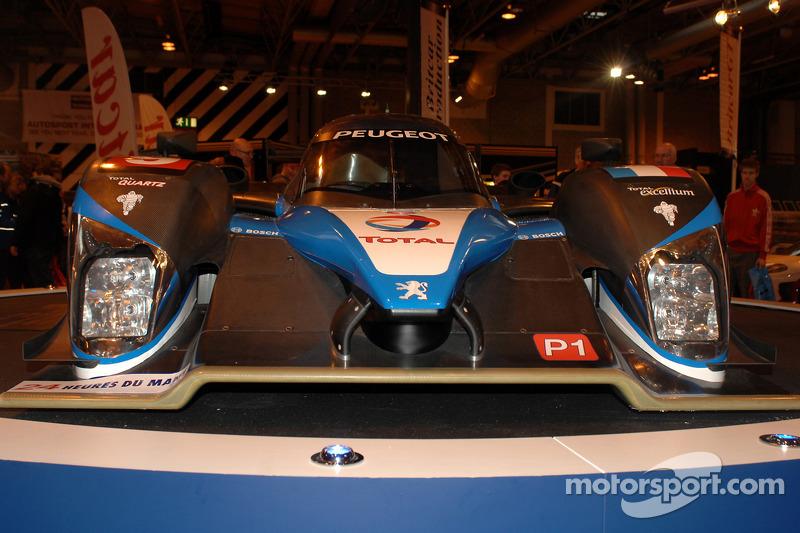 Peugeot victorieuse au Mans