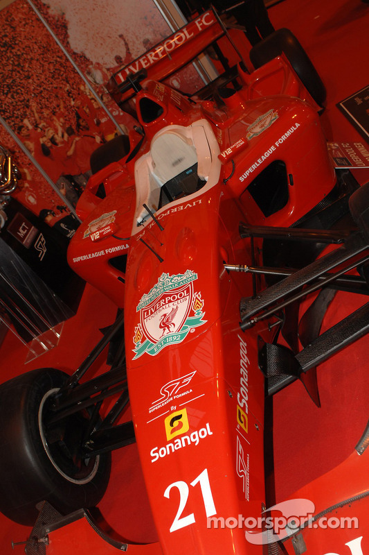 Liverpool FC Super League Formula