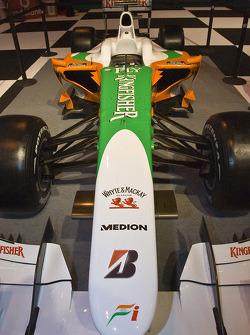 Force India F1 display