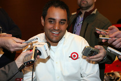 Earnhardt Ganassi Racing's veteran driver Juan Pablo Montoya