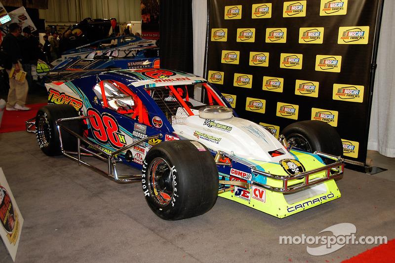 Un NASCAR Whelan modifié. Vous pouvez en voir partout sur la côte Est