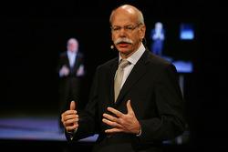 Dr. Dieter Zetsche, président de Daimler