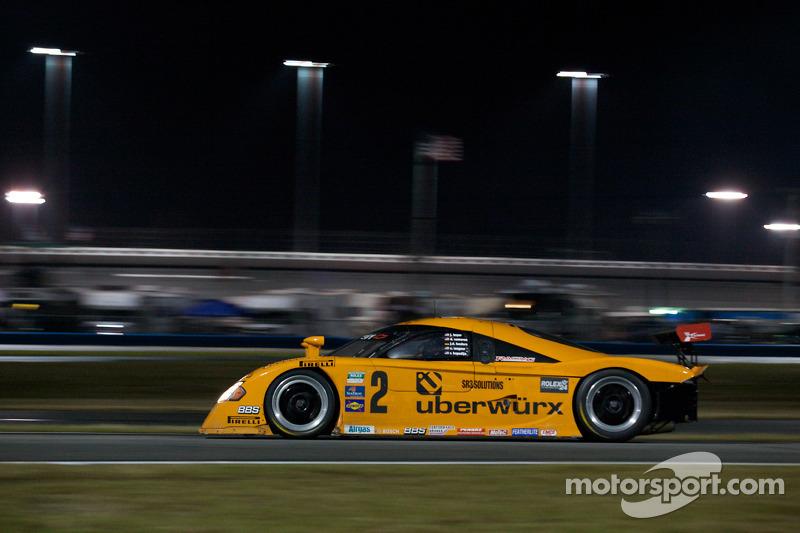 #2 Beyer Racing Chevrolet Crawford: Jared Beyer, Dane Cameron, Romeo Kapudija, Cort Wagner