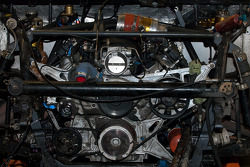 Moteur sous réparation pour #21 Matt Connolly Motorsports