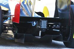 Renault F1 Team, R30, rear, detail