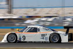 #9 Action Express Racing Porsche Riley: Joao Barbosa, Terry Borcheller, Ryan Dalziel, Mike Rockenfeller