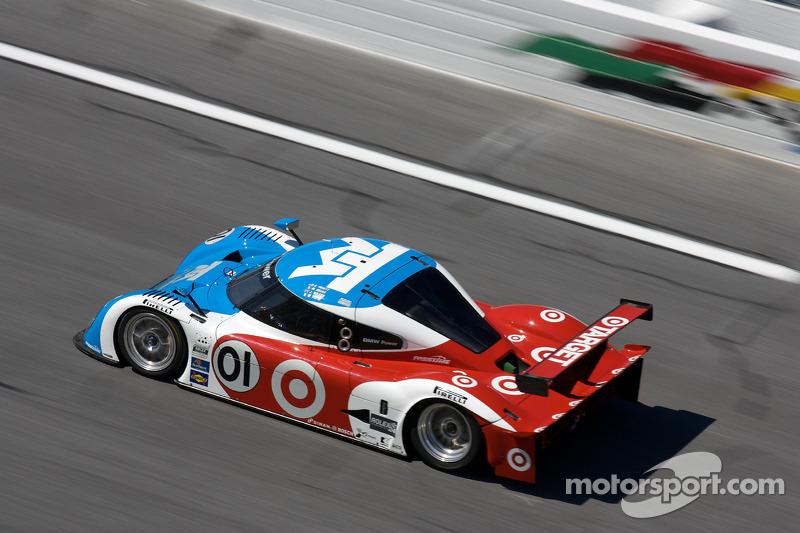 #01 Chip Ganassi Racing avec Felix Sabates BMW Riley: Max Papis, Scott Pruett, Memo Rojas, Justin Wilson