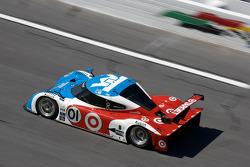 #01 Chip Ganassi Racing with Felix Sabates BMW Riley: Max Papis, Scott Pruett, Memo Rojas, Justin Wilson