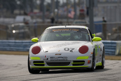#07 Euro Motorworks Racing Porsche 997: Terry Heath, John Potter