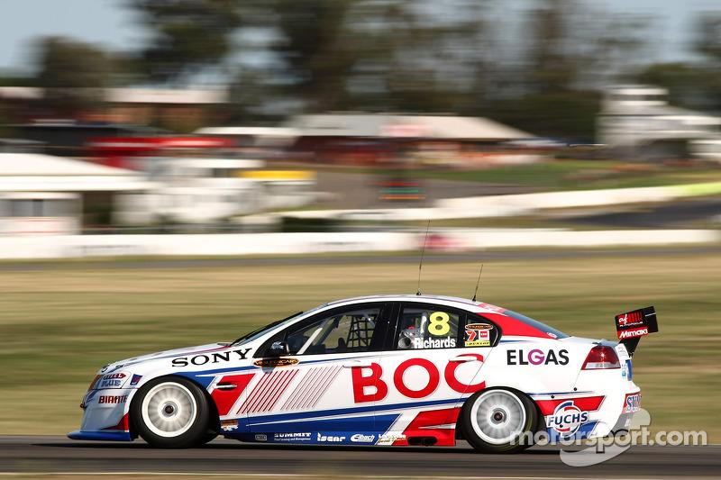 #8 Team BOC: Jason Richards