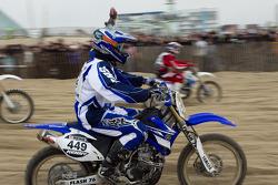 #449 Yamaha 450 4T: Jérome Hedouin